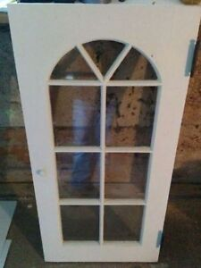 Unique Home Decor - Antique French Door / Window - 24 x 48""