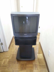 """Sony TV 20"""" with Remote"""