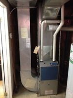 Hvac duct installs heating service and repair