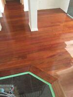 Sablage et reparation de plancher à partir 1,25$ pi2 ECO sud