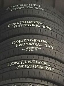 "XTREME AUTO 16""Tires USED- GOOD AS NEW"