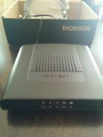 Thomson DCM475 Cable Modem - Teksavvy Acanac Electronic Box etc.