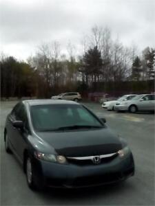 "2009 HONDA CIVIC DXG AUTO LOADED ONLY $5616 CLICK ""SHOW MORE"""