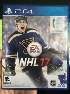 ***NEW RELEASE*** NHL 17 (PlayStation 4)