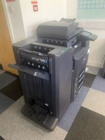 UTAX 4505Ci printer only dispenser and collection tray unit can be bought separately £450