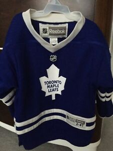Toronto Maple Leafs Jersey - size 2T-4T