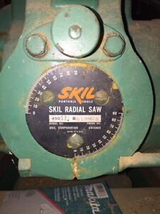 Skil Radial Arm Saw for sale