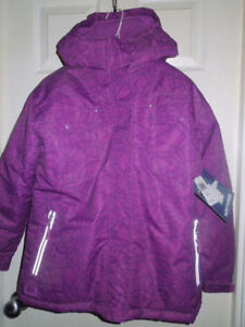 BNWT Girls M (10-12) North Peak 3 in1 Winter Coat