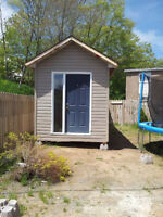 8x12 shed for $2700.00 everything included!!!!