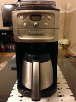 Cuisinart DGB-900BCC Fully Automatic Burr Grind & Brew