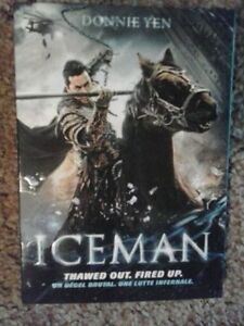 looking for Donnie Yen in ICEMAN (awesome graphic