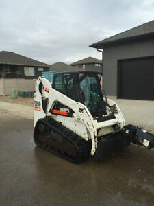 2011 Bobcat T190 for sale or rent