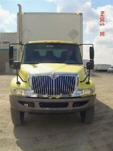 2008 International 4300 4x2, Used Dry Van Regina Regina Area image 2