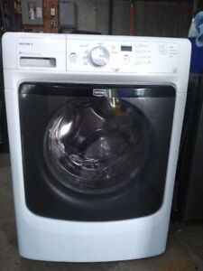 Maytag Maxima X Frontload Washer With cold wash cycle