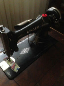 Singer 1929 sewing machine