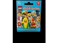 LEGO MINI-FIGURES TRADES