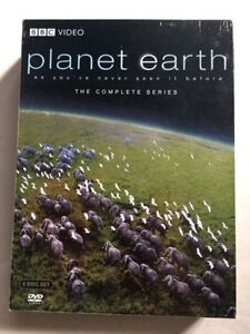 Planet Earth Disc Set