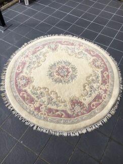 Round Rug 148cm