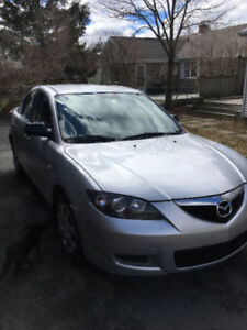 2007 Mazda3 Looking to Sell immediately - Place your Offer!