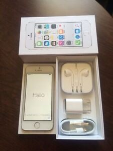 FIDO MTS NEW IN BOX IPHONE 5S 16gb