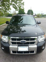 Fully Loaded 2011 Ford Escape Limited SUV - Safetied and Etested