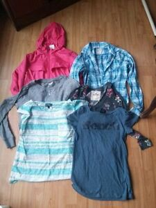 clothing lot brand name all for $20!