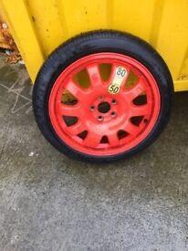 Jag Spare Wheel