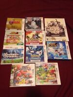 Price to sell Nintendo 3ds 3 DS Game Brand new collector edition