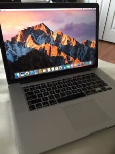 MacBook Pro(early 2013) in 8.5/10 condition