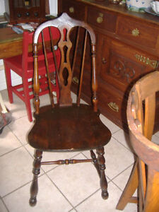Collection of lovely antique chairs Kitchener / Waterloo Kitchener Area image 8