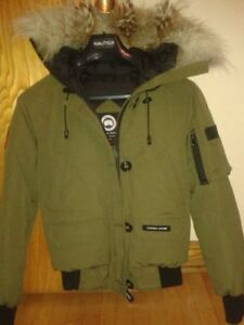 Canada Goose Chilliwack Bomber Small Femme