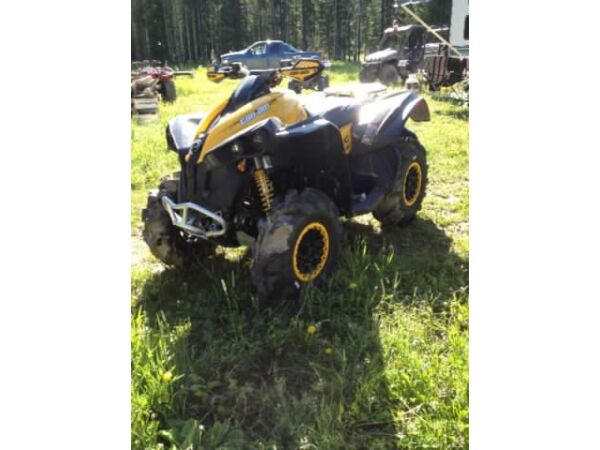 Used 2012 Can-Am Renegade XXC 1000