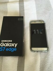 Samsung Galaxy S7 Edge Silver Banksia Grove Wanneroo Area Preview