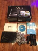 Nintendo Wii Console Complete in Box - works great