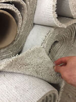 Carpet Beige and Underpad