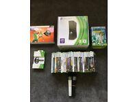 Xbox 360 slim 120gb bundle