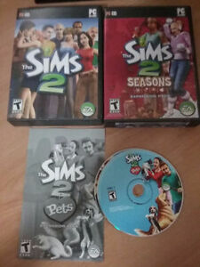 Sims 2 & Expansion Packs
