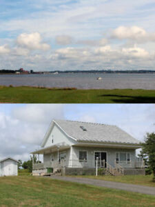 3/2 Furnished Water View House York Point June-Sept