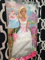 Barbie 'Royal Bride' Doll. Brand New in Box