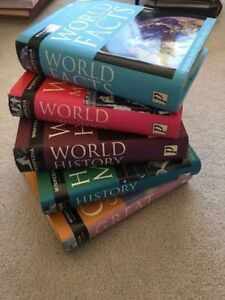 "Minipedia 5-Book Series & ""Tell Me When?"""