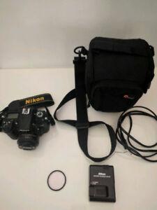 NIKON D7000 à vendre ou échange contre laptop