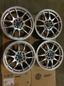 "16"" BRAND NEW UNIVERSAL ALLOY RIMS 5 BOLT 5X100/5x114.3"