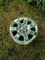 "Stock Ford 18"" 6 Bolt Rims w/ hardware"