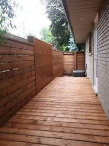 Barrier Fence & Deck London Ontario image 6