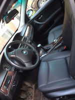 BMW 3-Series with All Wheel Drive and Navigation