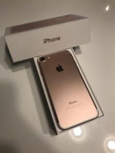 ROSE GOLD Apple iPhone 7 32 GB - ROGERS / CHATR