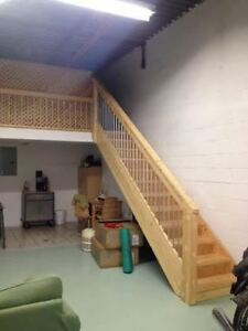 STUDIO WITH LOFT at Runnymede Road / Dundas st west
