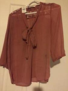 Brand new w tag - Blouse size M