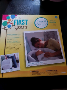 Close and secure Infant Sleeper Carlingford The Hills District Preview