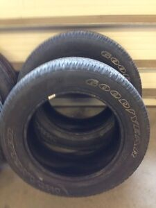Good Year SR-A Tires 275/60R 20 NEW PRICE Kingston Kingston Area image 2